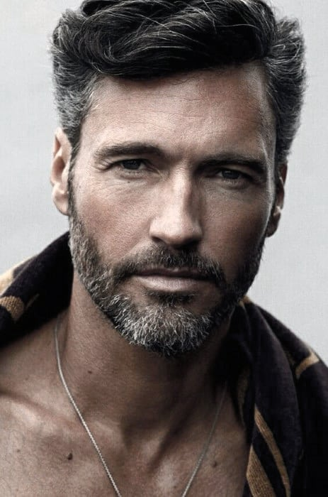Fashionable Male Beard Manly Styles