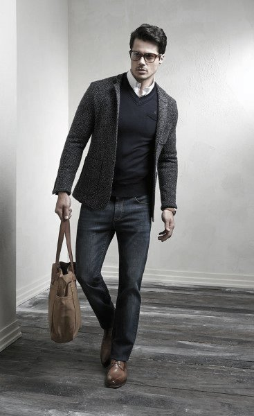 Fashionable Male Casual Wear Styles