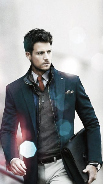 Fashionable Male Fall Outfits Styles Professional Business Ideas