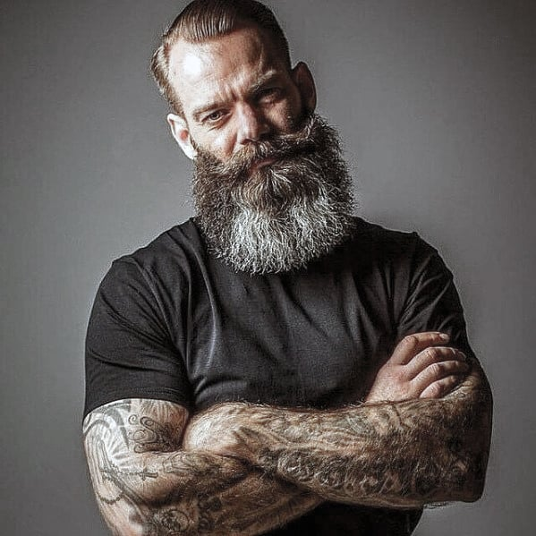 Fashionable Mens Great Beard Style Ideas
