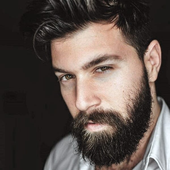 Fashionable Mens Nice Beard Style Ideas