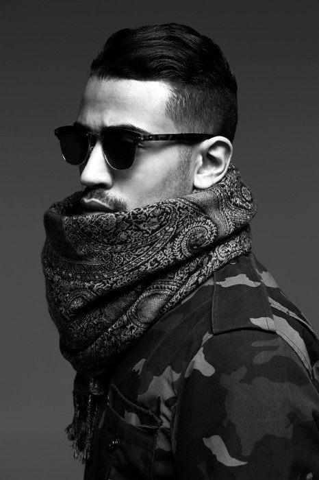 Fashionable Mens Short To Medium Haircuts For Wavy Hair