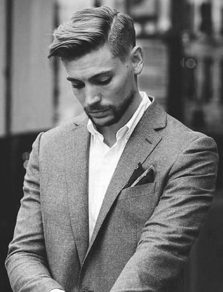 Fashionable Stylish Men Haircut