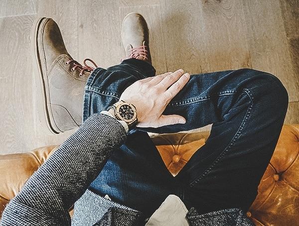 Fashionable Ugg Waterproof Harkley Boots For Men