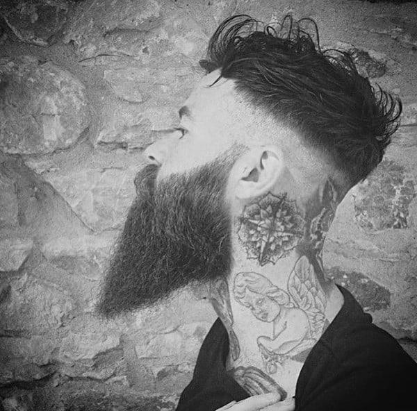 Fashionable Undercut Hairstyle Mens