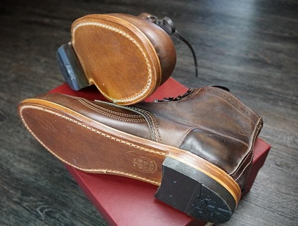 Fashionable Wolverine Addison 1000 Mile Boots