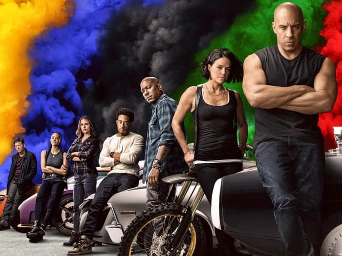 New 'Fast & Furious 9' Trailer Is an Over the Top Thrill Ride