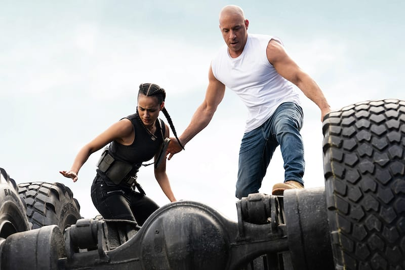 The Family Reunites in 'Fast and Furious 9' Super Bowl Trailer