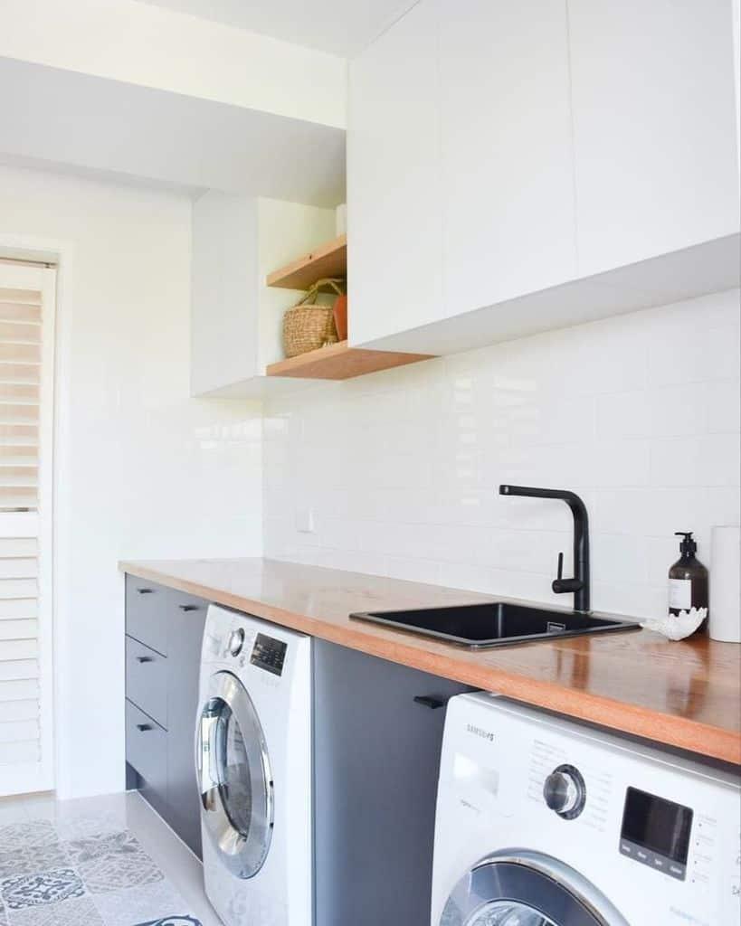 faucet laundry room sink ideas rawsunshinecoast