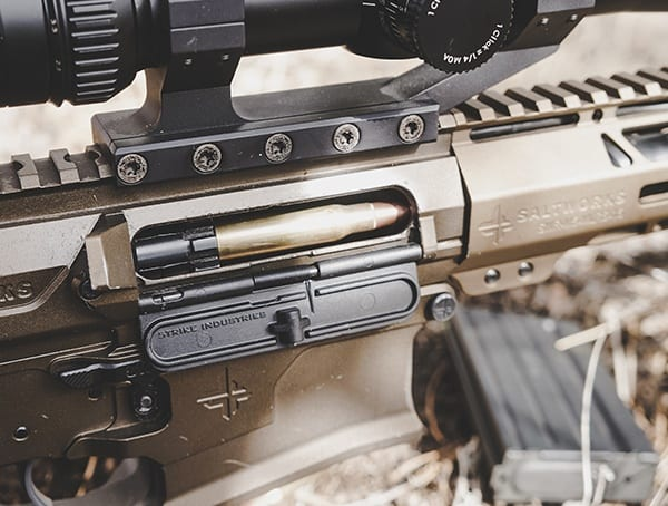 Faxon Firearms Match Series Barrel And Nitride Bolt