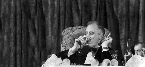 Franklin D Roosevelt Martini