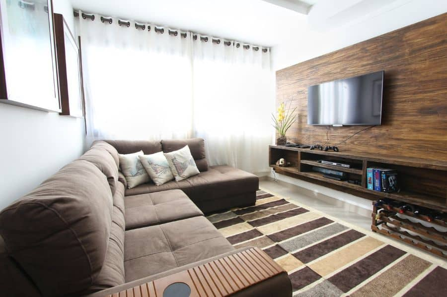 Feature Wall Small Living Room Ideas 2
