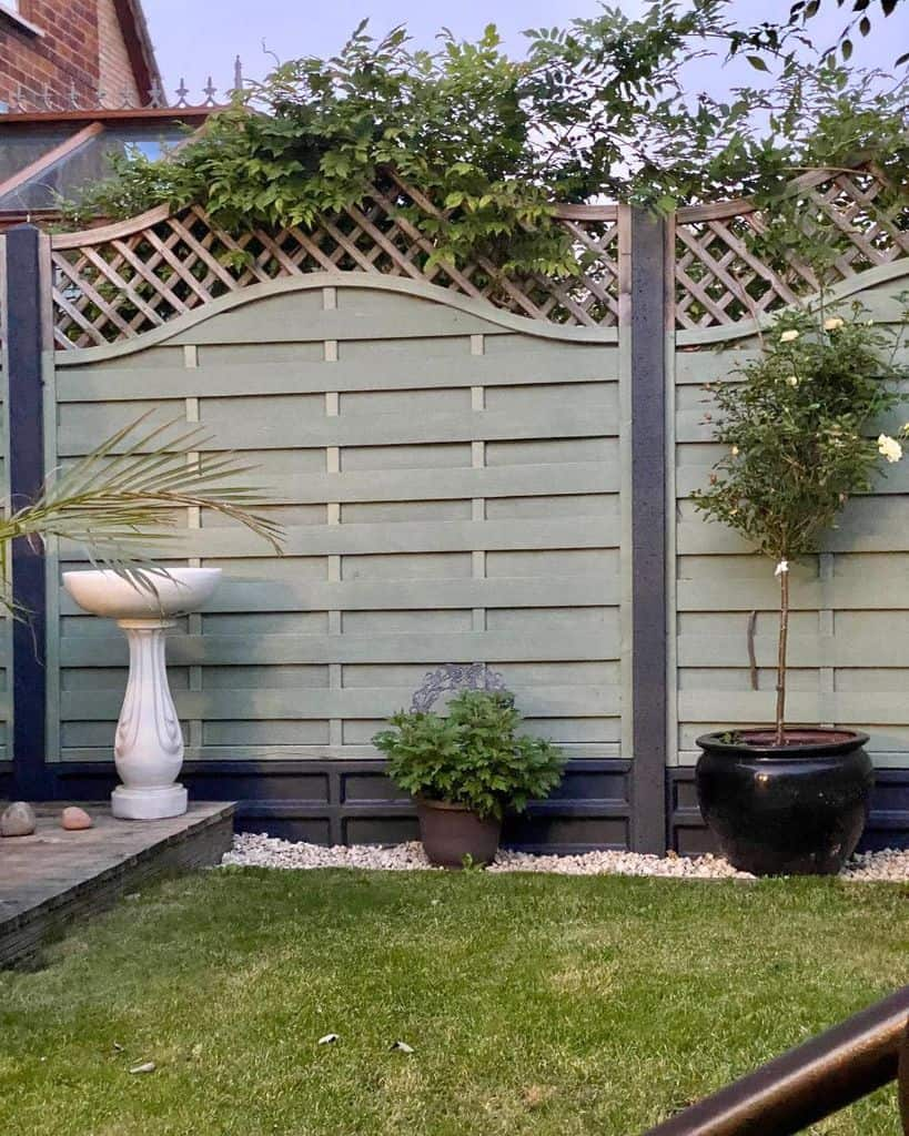 fence and wall decor garden decor ideas kaggols
