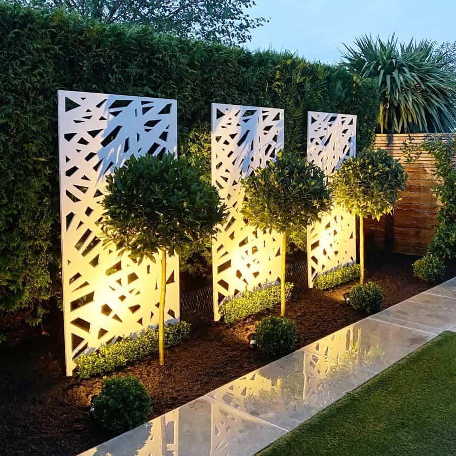 fence and wall decor garden decor ideas mcsflooring