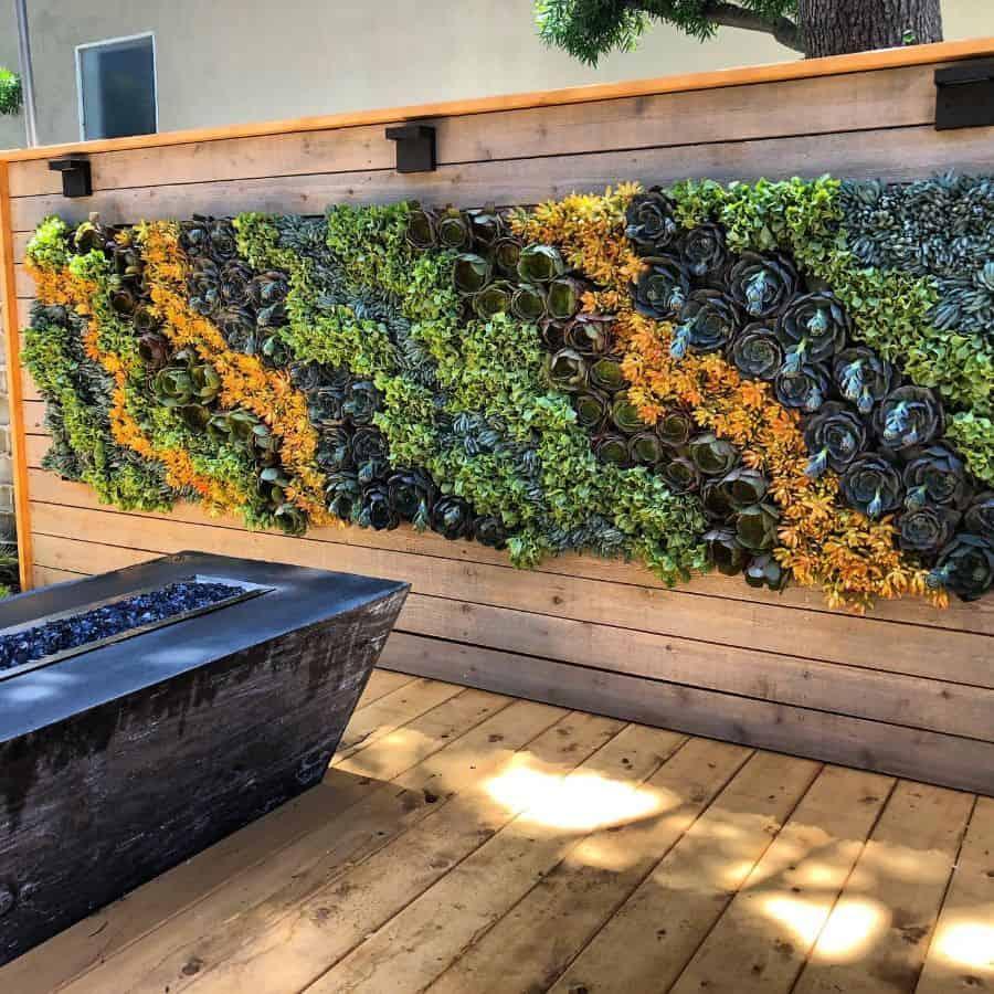 fence and wall decor garden decor ideas mikepyledesign