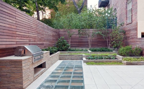 Fence Backyard Ideas