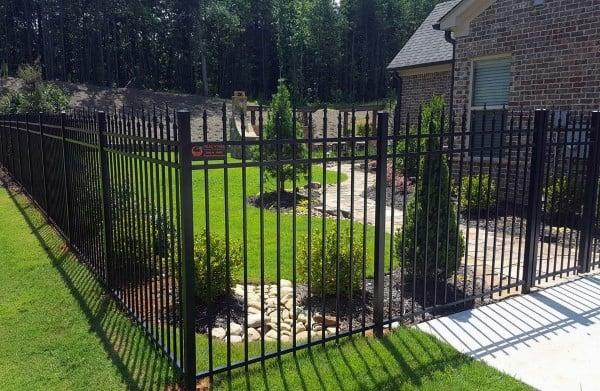 Fence Backyard