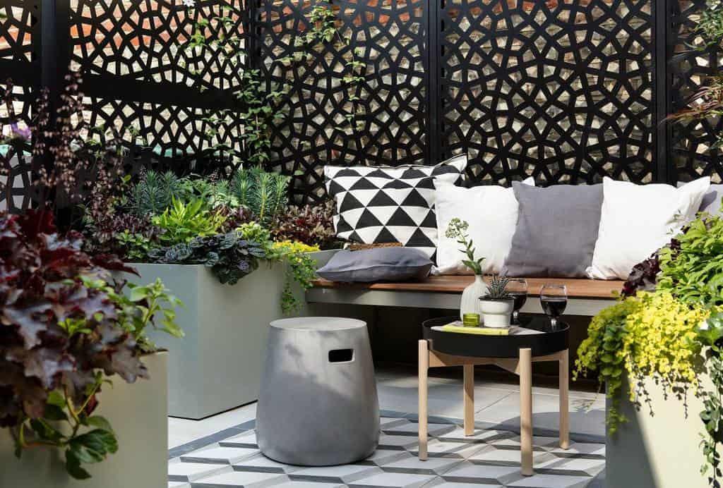 fence garden trellis ideas georgialindsaygardendesign