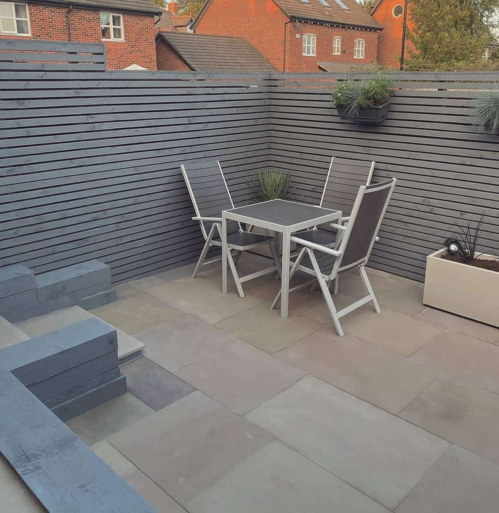 fence patio privacy ideas love.2be.at.home