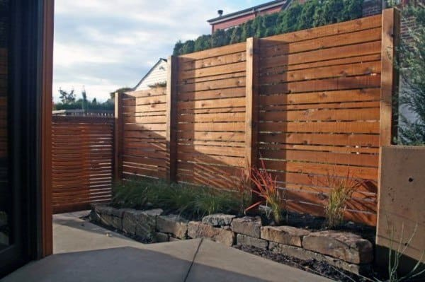 Fencing Backyard