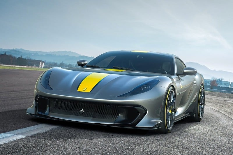 The Ferrari Superfast 812 Is the Fastest Road Car Ever