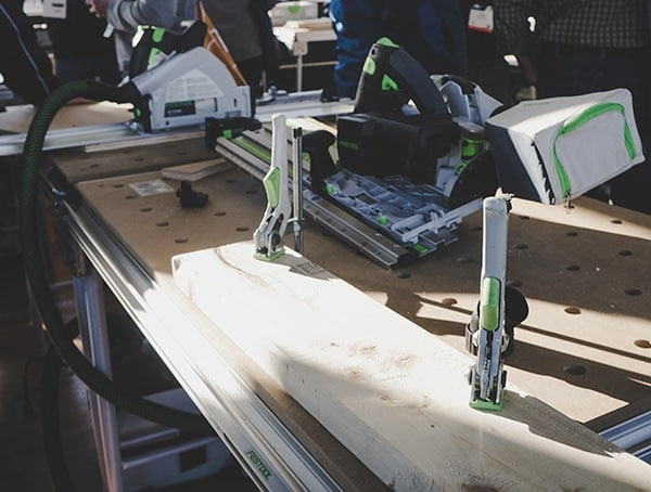 Festool Power Tool Display Booth 2019 Nahb Show Las Vegas