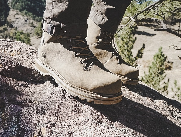 Field Test 5 11 Tactical Apex Waterproof Mens Boots