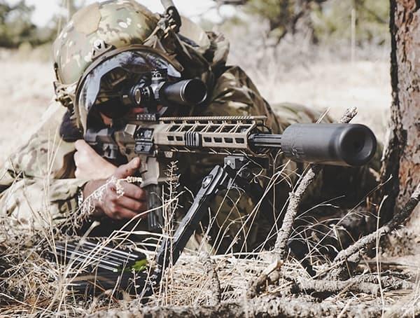 Field Test Faxon Firearms Twenty Inch Heavy Fluted 308 Win Barrel