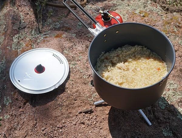 Field Test Msr Windburner Stove System Combo Reviews