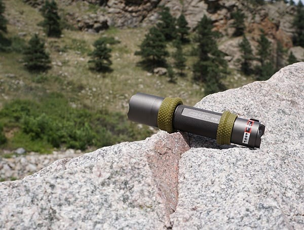 Field Test Outdoors Coast Tx7r Rechargeable Flashlight