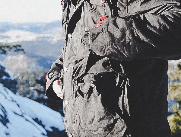Field Test Outdoors Topo Designs Mountain Jacket For Guys