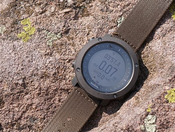 Field Test Suunto Traverse Alpha Watch Review Hiking Distance Miles
