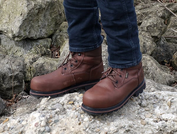 Field Test Wolverine Novack Boots For Men