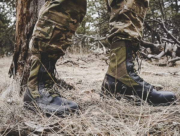 Field Test Woods Od 30 Footwear Olive Green Jungle Boots