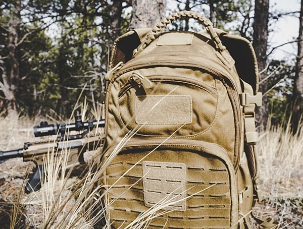 Field Tested Elite Survival Systems Pulse 24 Hour Coyote Brown Tactical Backpacks
