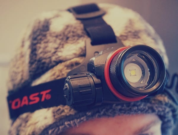 Field Tested Review Of Coast Hl8r Headlamp