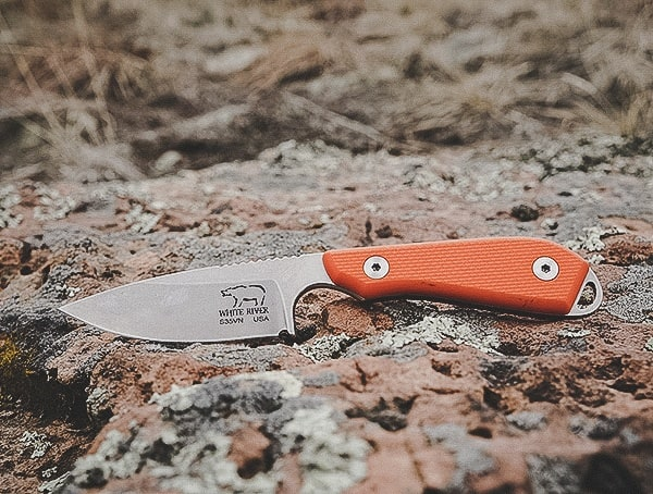 Field Tested White River Knife And Tool M1 Backpacker Pro Knives