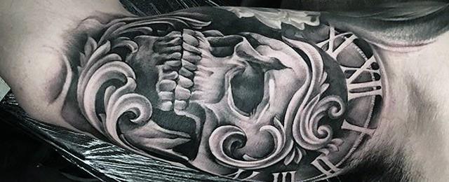 Filigree Tattoos For Men
