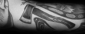 80 Filler Tattoos For Men – Empty Gap Design Ideas