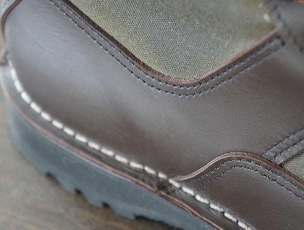 Filson X Danner Grouse Boots Side Detail