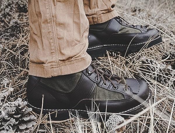 Filson X Danner Grouse Mens Boots Outdoor Field Test