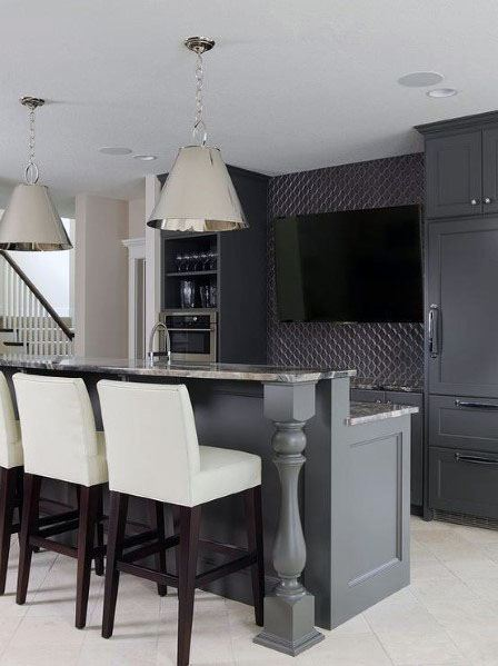 Finished Basement Cool Interior Ideas