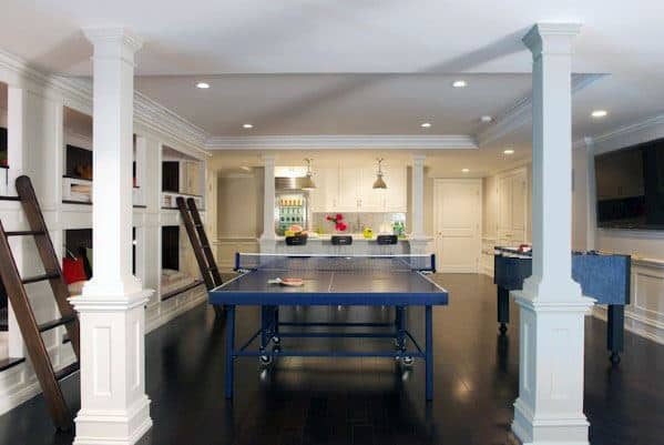 Finished Basement Ideas Inspiration