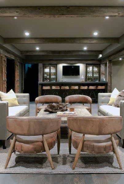 Finished Basement Spectacular Ideas