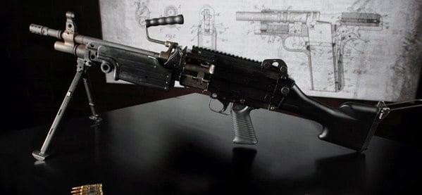 Fire A Gun