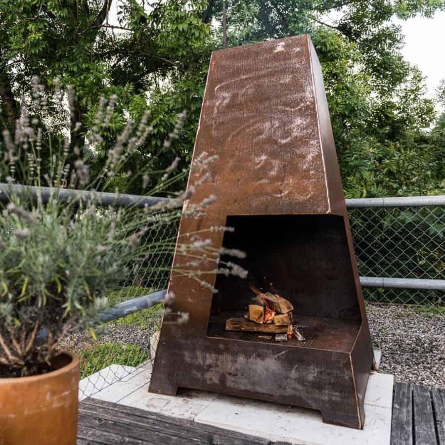 fire pit garden decor ideas heedigger