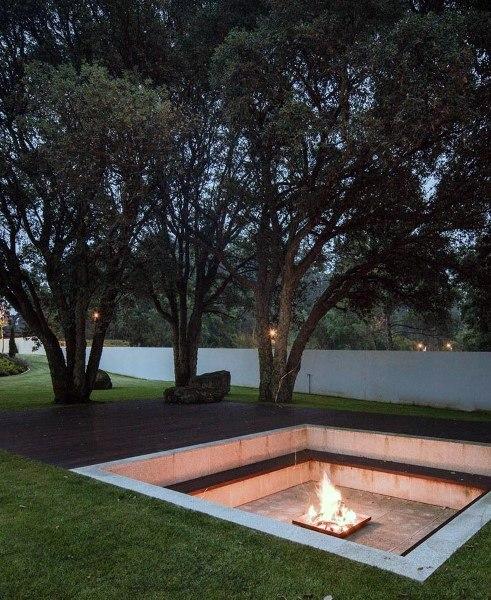 Fire Pit Landscape Ideas