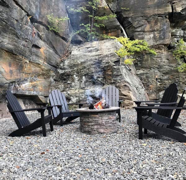 Fire Pit Landscaping Home Designs
