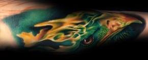 80 Fire Tattoos For Men – Burning Ink Design Ideas