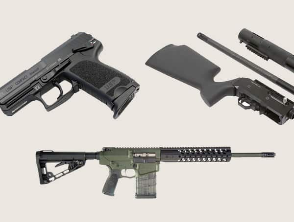 Firearms Bug Out Bag List Essentials